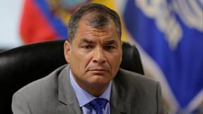 Ratificaron sentencia de ocho años de cárcel a Rafael Correa por sobornos
