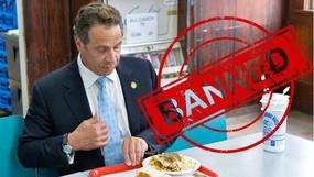Los restaurantes de Nueva York contraatacan, prohíben a Cuomo salir a cenar