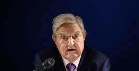 En una declaración rara, Soros niega pagar a los manifestantes por disturbios