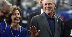 El portavoz de George W. Bush dice que la historia del NYT afirma que no votará por Trump es falso