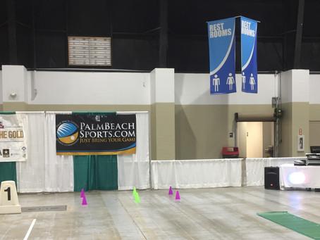 Palm Beach County Convention Center DJ entertainment Sports Event