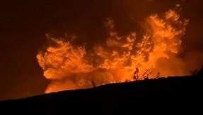 Erupción reportada en el volcán Kilauea de Hawái