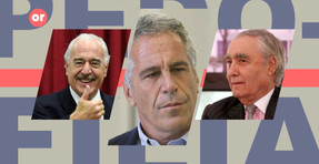 Pastrana y Santo Domingo aparecen en la lista de Epstein filtrada por Anonymous