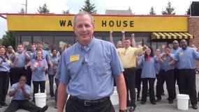 CEO de Waffle House: No hay evidencia de propagación de COVID-19 en 2,100 ubicaciones