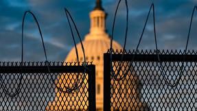Jefe de policía del Capitolio: El Capitolio de EE. UU. Necesita un muro 'permanente'