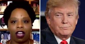 """El cofundador de BLM admite: """"Nuestro objetivo es sacar a Trump"""""""