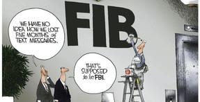 FBI = Desinformación