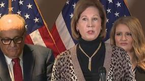 La campaña de Trump 'aclara' que Sidney Powell no está en el equipo legal