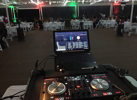 Marriott Oceana Palms Holiday Party at Hilton Singer Island DJ