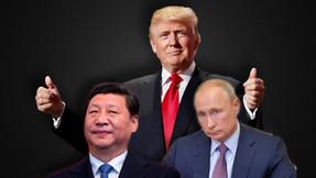 Mientras el presidente Trump intenta proteger a los EE. UU. De las entidades extranjeras