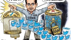 33 ejemplos del sesgo anticonservador de Twitter