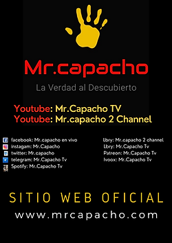 Copia de Mr.Capacho TV Mr.capacho 2 Chan