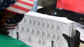 Juez de Pensilvania respalda las afirmaciones de Trump sobre las boletas electorales