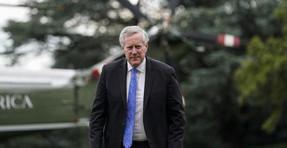Jefe de personal de Trump: se esperan acusaciones de la prueba de Durham
