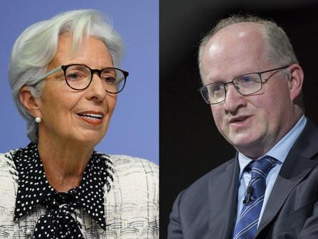 """El BCE hizo en secreto """"decenas"""" de llamadas privadas"""