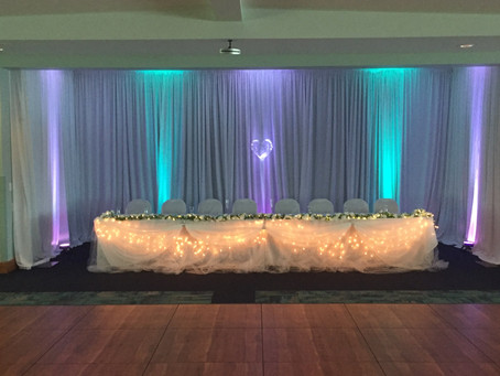 Wellington Community Center Wedding Ceremony Reception and Parties DJ