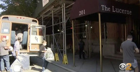 Adivina qué sucedió cuando Nueva York colocó a personas sin hogar en hoteles de lujo