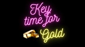 Un momento clave para el oro