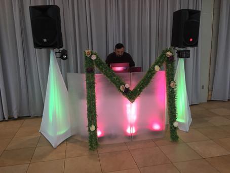 Moralez Wedding at Lake Pavilion Downtown West Palm Beach DJ