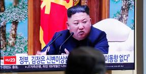 """Kim Jong-un está """"vivo y bien"""", dice el asesor de seguridad de Corea del Sur"""