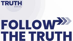 "Trump Media & Technology Group (TMTG) pronto lanzará una red social, llamada ""TRUTH Social"""