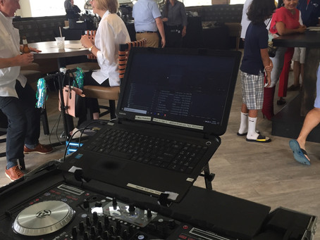 Grand Opening North Palm Beach Country Club DJ Service