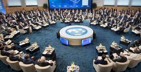 FMI prepara $ 1 billón de bazuca