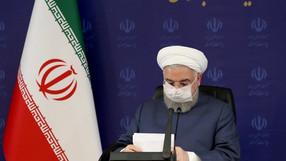 """Rouhani lanza una bomba de coronavirus: """"25 millones de iraníes han sido infectados"""""""