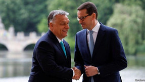 Hungría y Polonia crean la brecha infranqueable del gran reinicio
