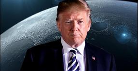 """Rusia """"hostil"""" excluida del """"Pacto de minería lunar"""" de Trump, apodado los acuerdos de Artemis"""