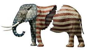 Republicanos, demócratas y un nuevo tercer partido