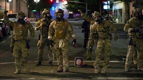 """Trump autoriza el """"aumento"""" de agentes federales en ciudades plagadas de violencia, incluida Chicago"""