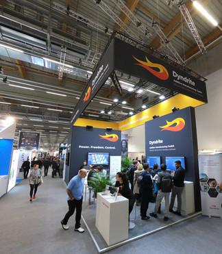 Mietmessestand Frankfurt