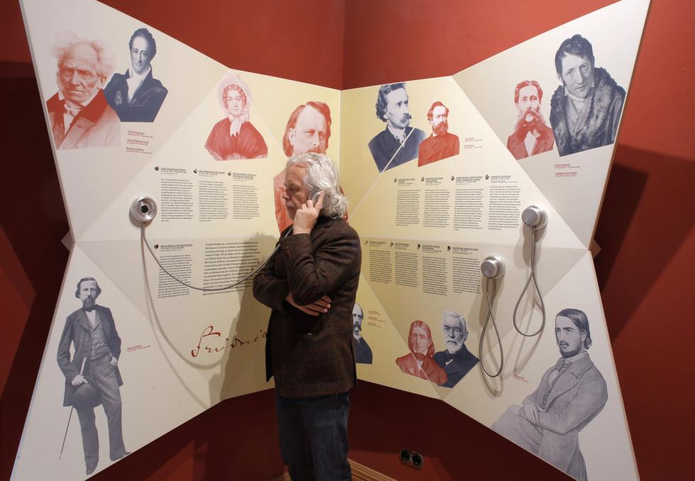 #Museum#Digitaldruck#Frankfurt