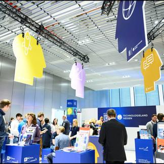 Digitaldruck Ausstellungsbau Frankfurt