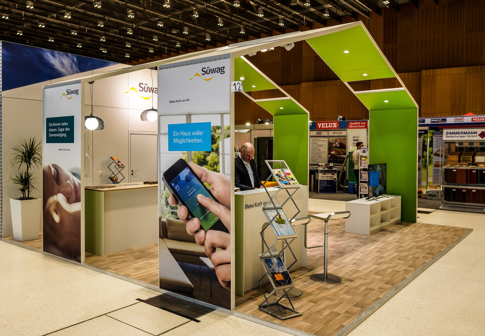 #Süwag AG#Digitaldruck#Messebau