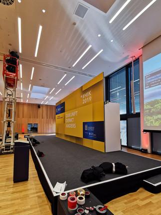 Land Hessen Kongress Veranstaltung Frank