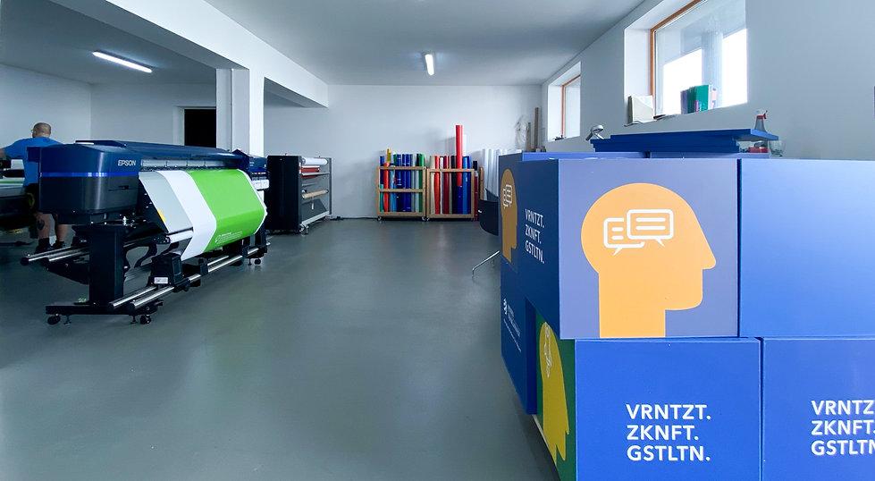 Digitaldruck Messeservice Frankfurt