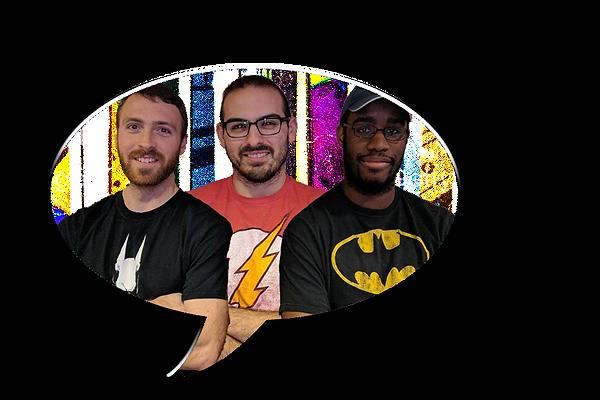 The Twisted Cape creators