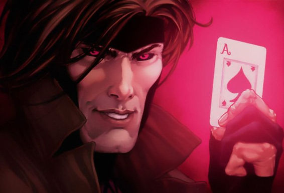 Gambit's Deck of Cards Reportedly Switched With Pinochle Deck