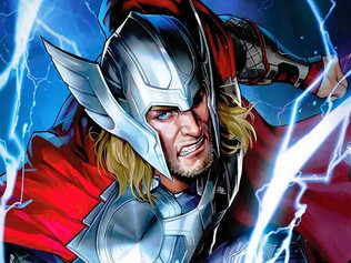 Thor Sued After Bachelor Party Incident