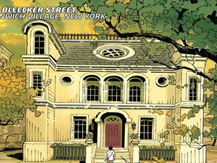 Doctor Strange Places the Sanctum Sanctorum on the Market