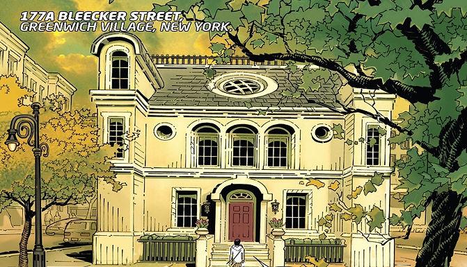Doctor Strange Places the Sanctum Sanctorum on the Market