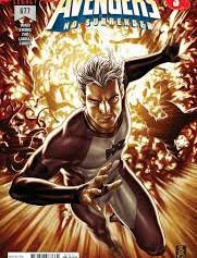 Avengers #677 - No Surrender