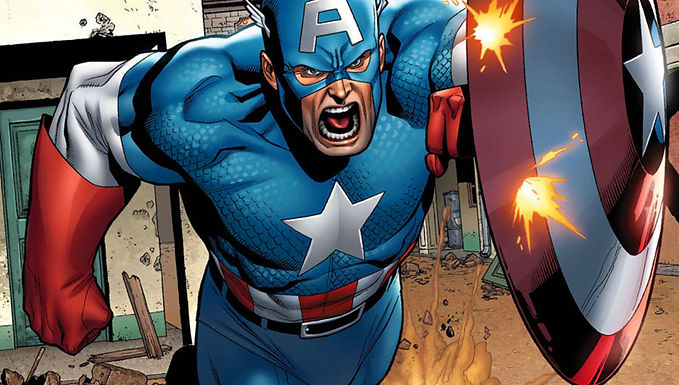 Captain America Issues Apology for Offensive Language