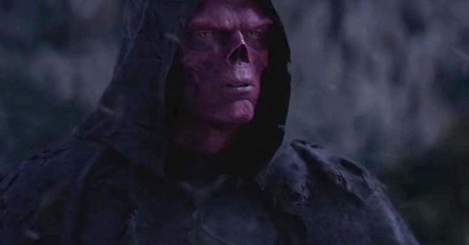 Red Skull Left to Clean Up Gamora and Natasha Romanov