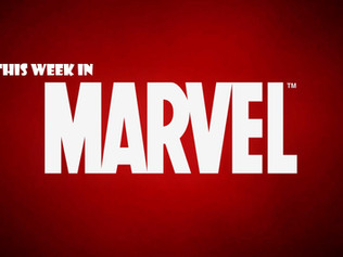 This Week in Marvel TV