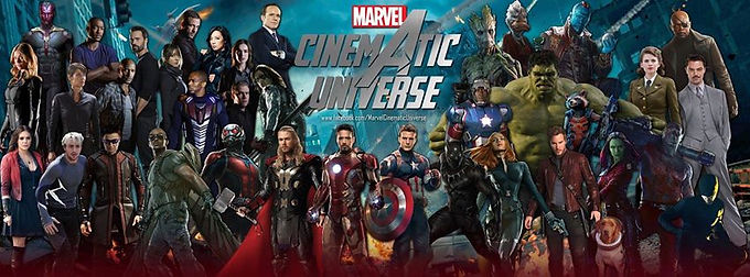 The Twisted Cape Ranks the MCU Heroes
