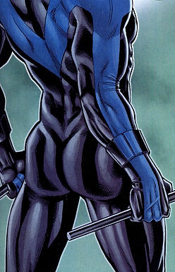 Nightwing's Superior Posterior