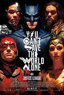 DCEU Retrospective: Justice League